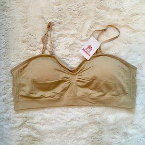 Mendocino - Nude Bralette